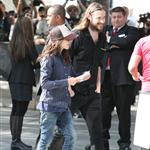 Ellen Page with a male companion arriving at the Staples Center for game six LA Kings vs. New Jersey Devils for the Stanley Cup Finals 117355