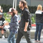 Ellen Page with a male companion arriving at the Staples Center for game six LA Kings vs. New Jersey Devils for the Stanley Cup Finals 117360