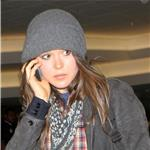 Ellen Page arrives at LAX 81382