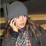 Ellen Page arrives at LAX 81386