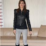 Elisabetta Canalis promotes A Natale Mi Sposo without George Clooney 73645