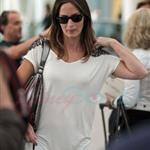 Emily Blunt and Ewan McGregor arrive in Toronto.  Photos from PUNKD Images 93802