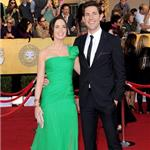 Emily Blunt and John Krasinski at the 2012 SAG Awards 104283
