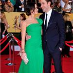 Emily Blunt and John Krasinski at the 2012 SAG Awards 104284