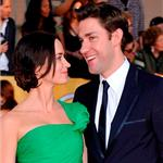 Emily Blunt and John Krasinski at the 2012 SAG Awards 104285