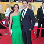 Emily Blunt and John Krasinski at the 2012 SAG Awards 104288