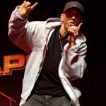 Eminem performing at the 2009 MTV Movie Awards 40129