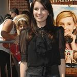 Emma Roberts at the premiere of Kit Kittredge 21410