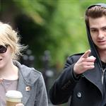Emma Stone and Andrew Garfield out in New York 113333