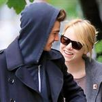 Emma Stone and Andrew Garfield out in New York 113341
