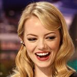 Emma Stone and Andrew Garfield appear on El Hormiguero TV show in Madrid 119904
