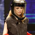 Emma Stone and Andrew Garfield appear on El Hormiguero TV show in Madrid 119913