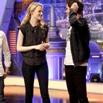 Emma Stone and Andrew Garfield appear on El Hormiguero TV show in Madrid 119916
