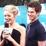 Emma Stone and Andrew Garfield at the 2012 MTV Movie Awards 116837