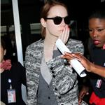 Andrew Garfield and Emma Stone at JFK airport in NYC 103841