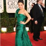 Mila Kunis at the Golden Globes 2011 76940