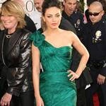 Mila Kunis at the Golden Globes 2011 76942
