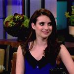 Emma Roberts on The Tonight Show June 2010 63553