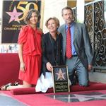 Emma Thompson receives star on Walk of Fame with Maggie Gyllenhaal and Hugh Laurie 66678