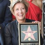 Emma Thompson receives star on Walk of Fame with Maggie Gyllenhaal and Hugh Laurie 66682
