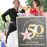 Emma Thompson receives star on Walk of Fame with Maggie Gyllenhaal and Hugh Laurie 66688