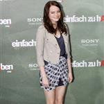 Emma Stone in Berlin for Easy A photocall  71752