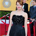 Emma Stone at the 2012 SAG Awards  104167