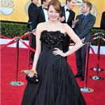 Emma Stone at the 2012 SAG Awards  104179