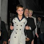 Emma Watson goes clubbing with Harvey Weinstein  79174