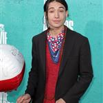 Ezra Miller at the 2012 MTV Movie Awards 116400