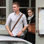 Emma Watson out for brunch with friends  93477