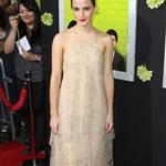 Emma Watson at the Los Angeles premiere of The Perks of Being a Wallflower  125988