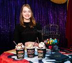 Emma Stone at the 2nd annual Em & Friends Drag Queen Bingo charity event sponsored by Baileys Original Irish Cream Liqueur 341434