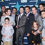 Kevin Connolly, Adrian Grenier, Jeremy Piven, Kevin Dillon and Jerry Ferrara Final season premiere of HBO's Entourage 90385