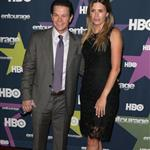 Mark Wahlberg and Rhea Durham at Final season premiere of HBO's Entourage  90386