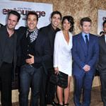 The cast of Entourage at the LA season 7 premiere  63504
