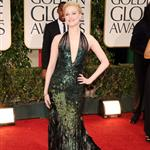 Evan Rachel Wood at the 2012 Golden Globe Awards 102939