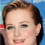 Evan Rachel Wood at TIFF press conference with bruised lip after losing tooth  93782