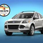 EscapeRoutes.com - Play games and earn points for a chance to win prizes and an all-new Ford Escape 110371