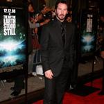 Keanu Reeves at premiere of The Day the Earth Stood Still 28861