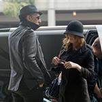 Evan Rachel Wood and Marilyn Manson  at LAX 59563