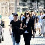 van Rachel Wood in Rome for Gucci  72156