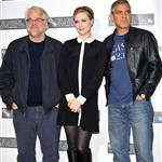 Evan Rachel Wood at London photocall for The Ides of March with Philip Seymour Hoffman and George Clooney 96610
