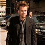 Ewan McGregor in New York to promote Beginners  86078