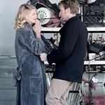 Ewan McGregor and Melanie Laurent on the set of The Beginner 55016