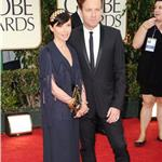 Ewan McGregor and wife Eve at the 2012 Golden Globe Awards 103011