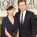 Ewan McGregor and wife Eve at the 2012 Golden Globe Awards 103015