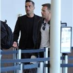 Ewan McGregor and Robbie Williams at LAX May 2010 62313