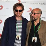 Stanley Tucci and Ewan McGregor at Beyonce secret show in London  88696