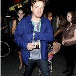 Stanley Tucci and Ewan McGregor at Beyonce secret show in London  88701